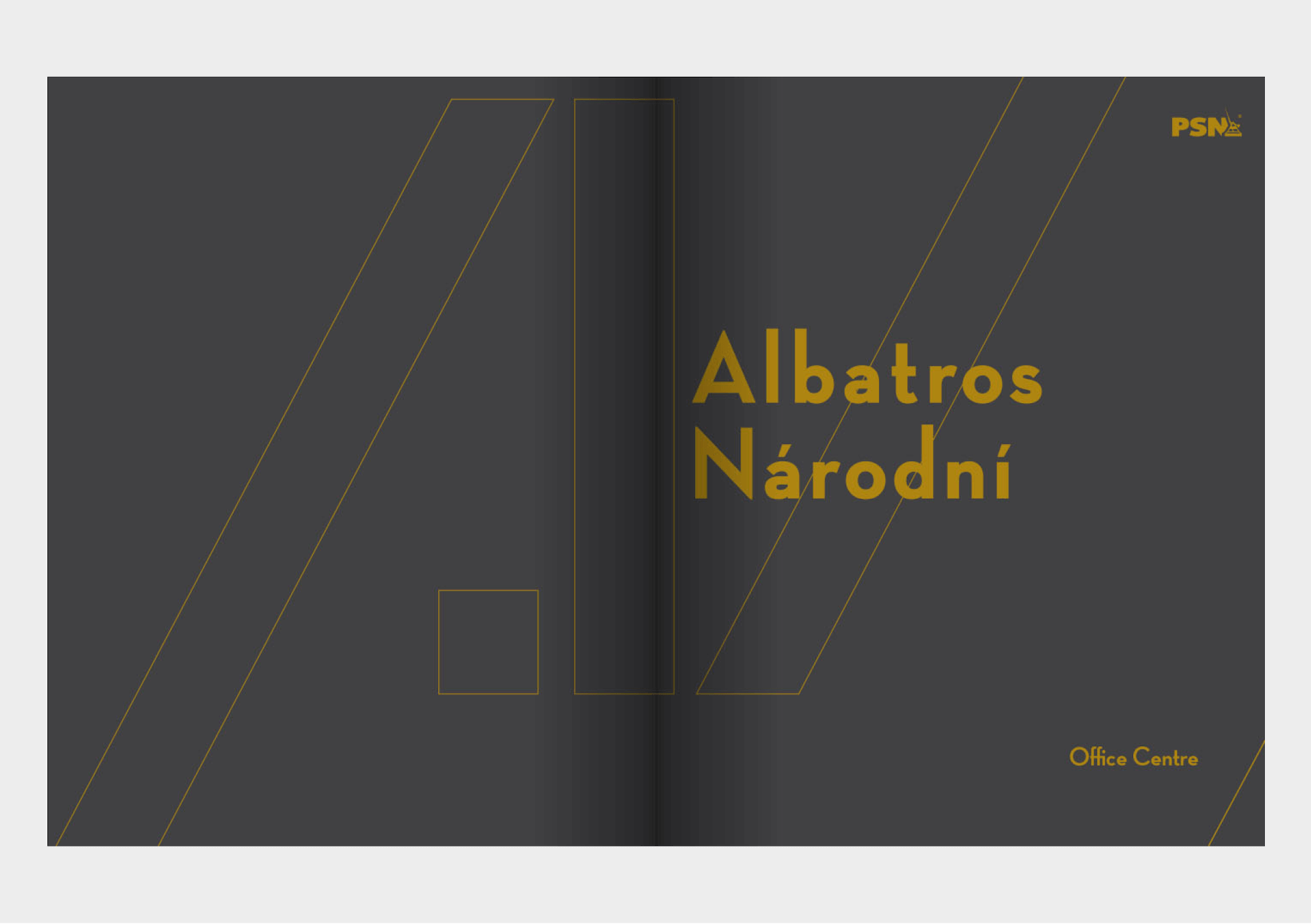 Albatros Narodni brozura