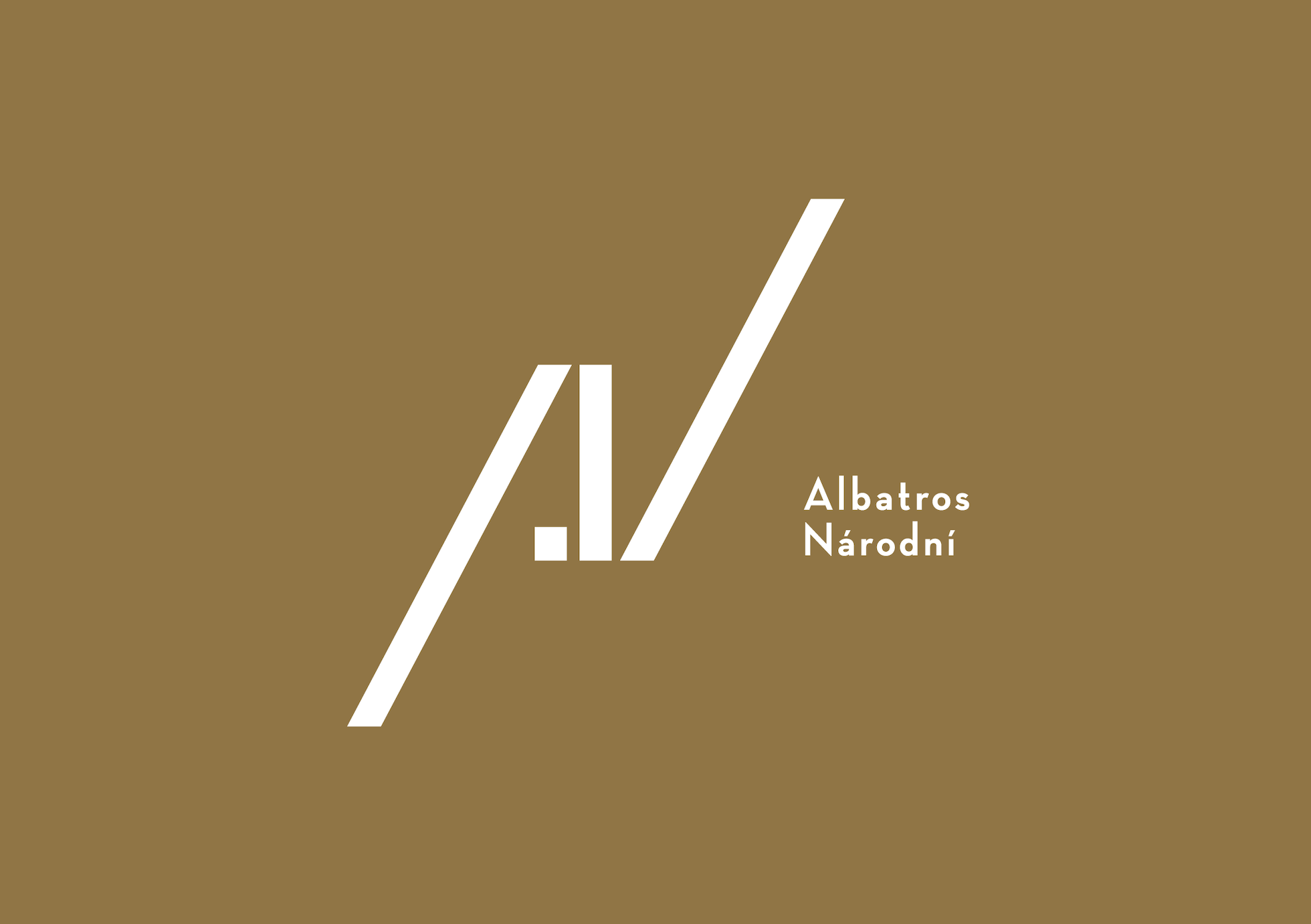 Albatros Narodni logo