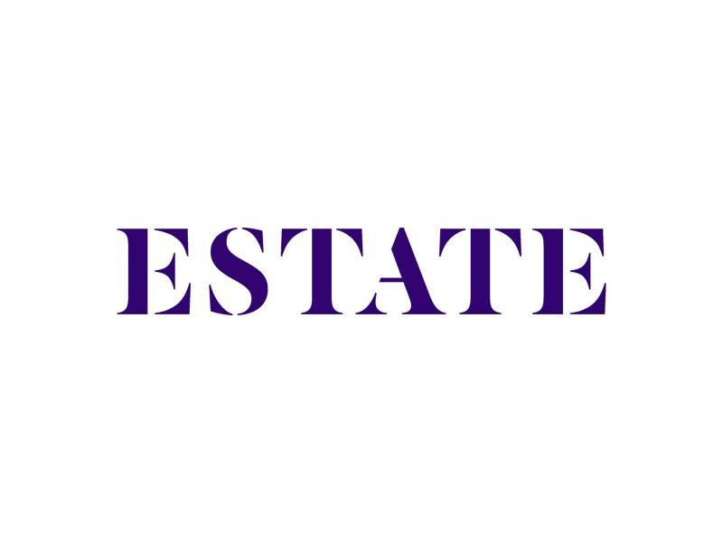 Estate magazine logo