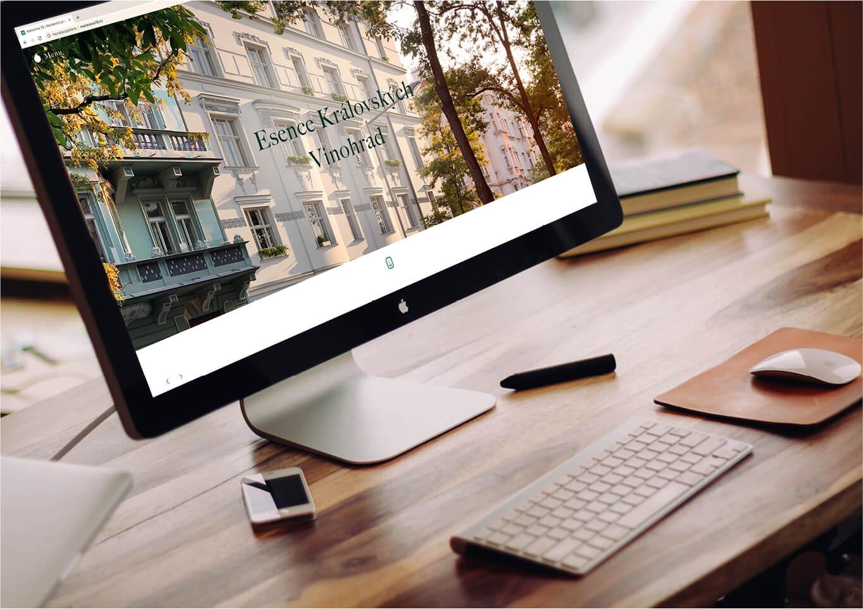Residential Manesova web