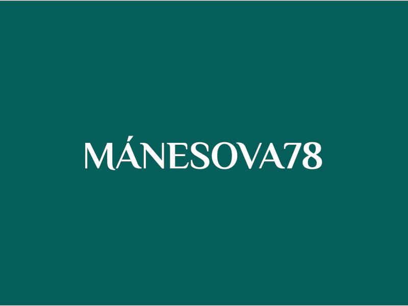 Manesova 78 logo