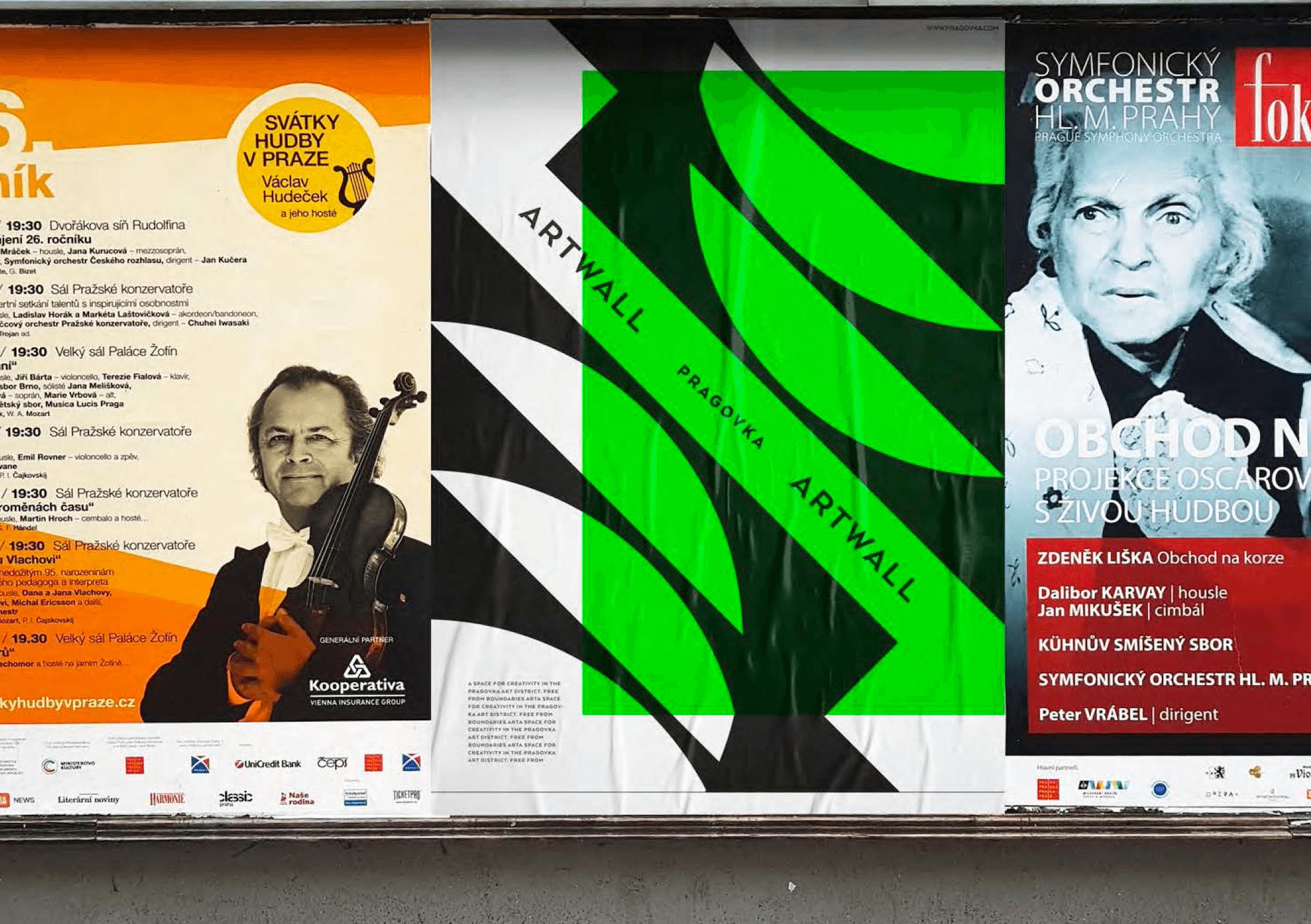 Pragovka plakat