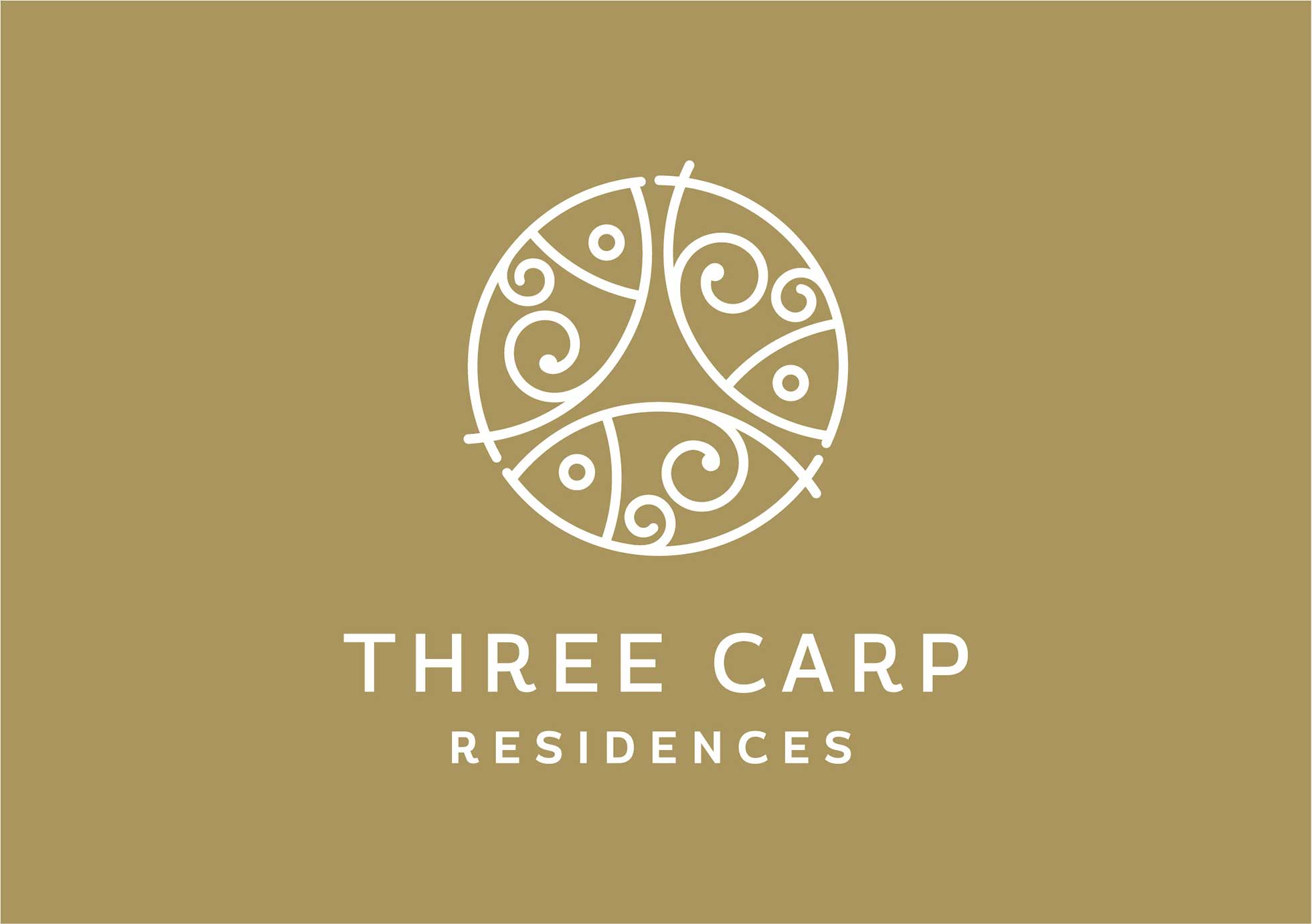 Three Carp logo