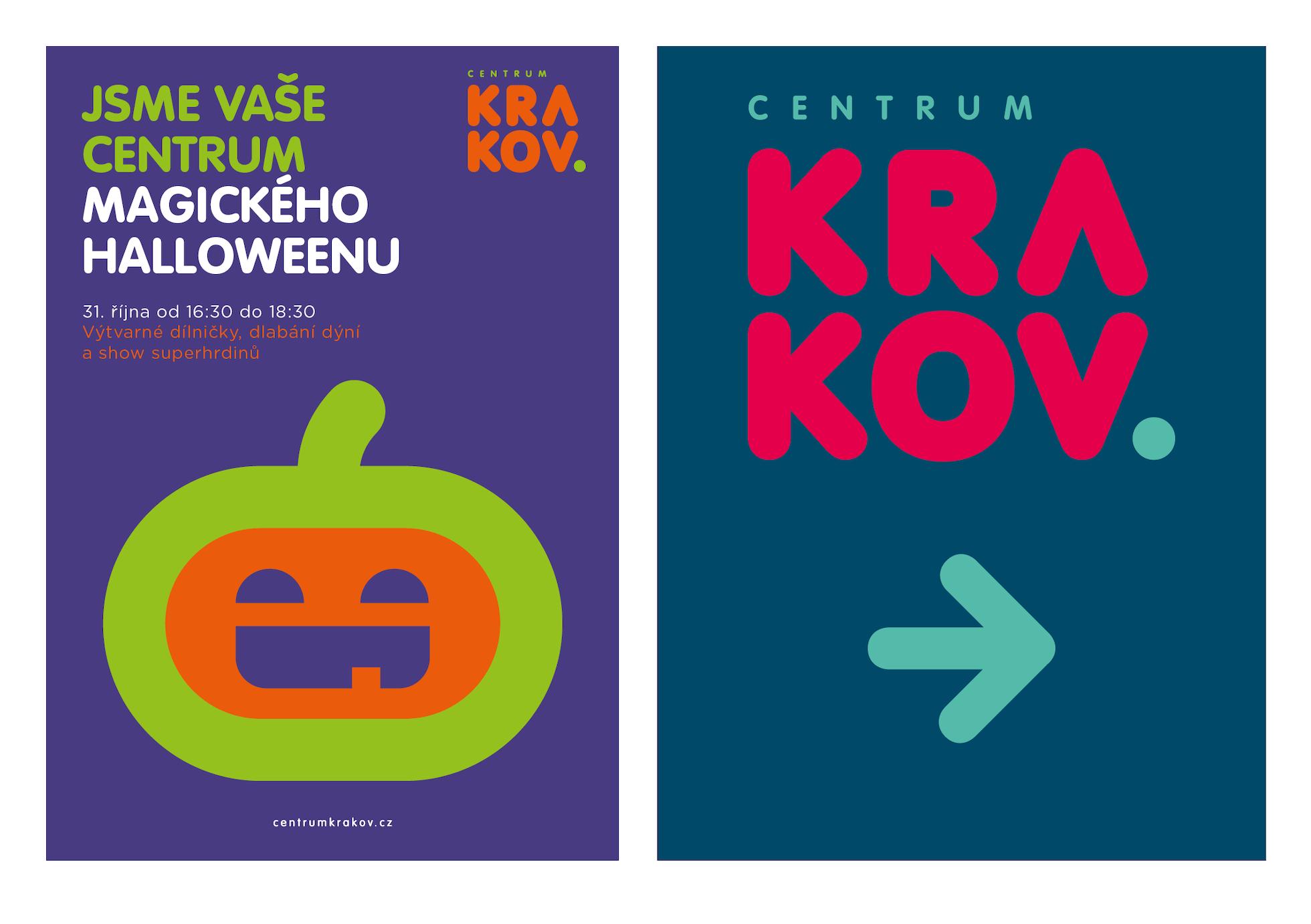 Centrum Krakov plakat