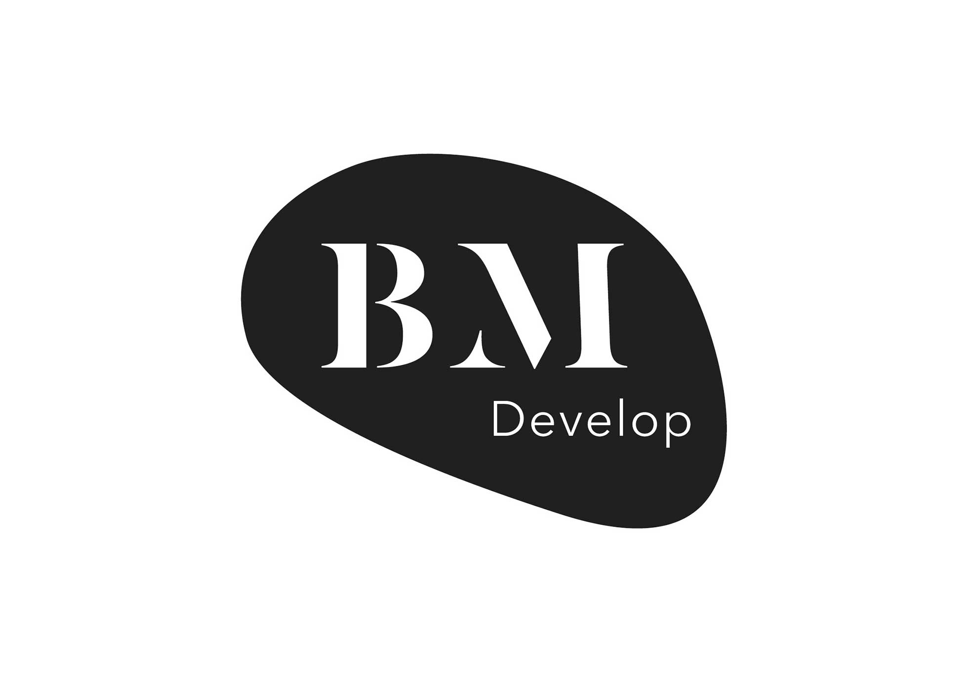 BM Develop logo
