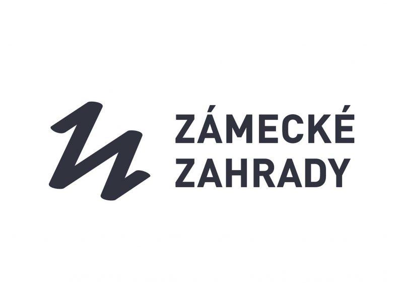 Zamecke zahrady logo