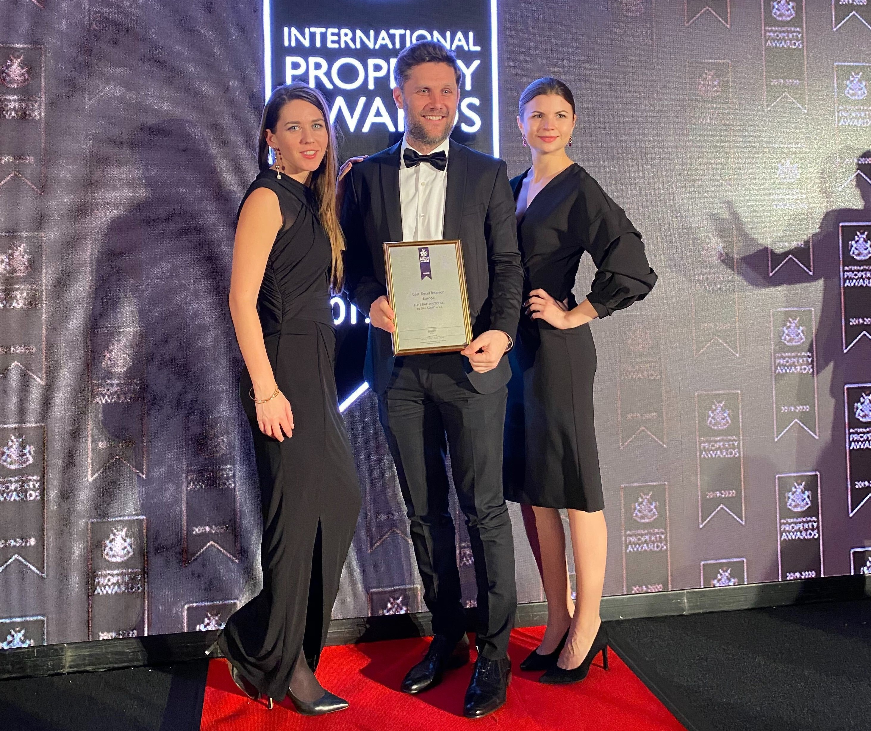 Uspeli jsme na European Property Awards 2019-2020 - uvod- forth